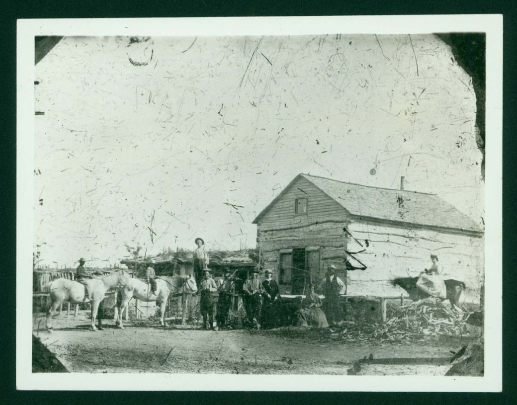 Roland Reed Ranch, Beaver Crossing, Nebraska