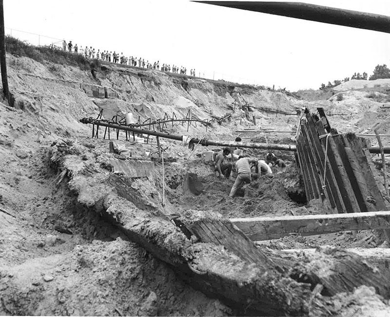 Bertrand Excavation