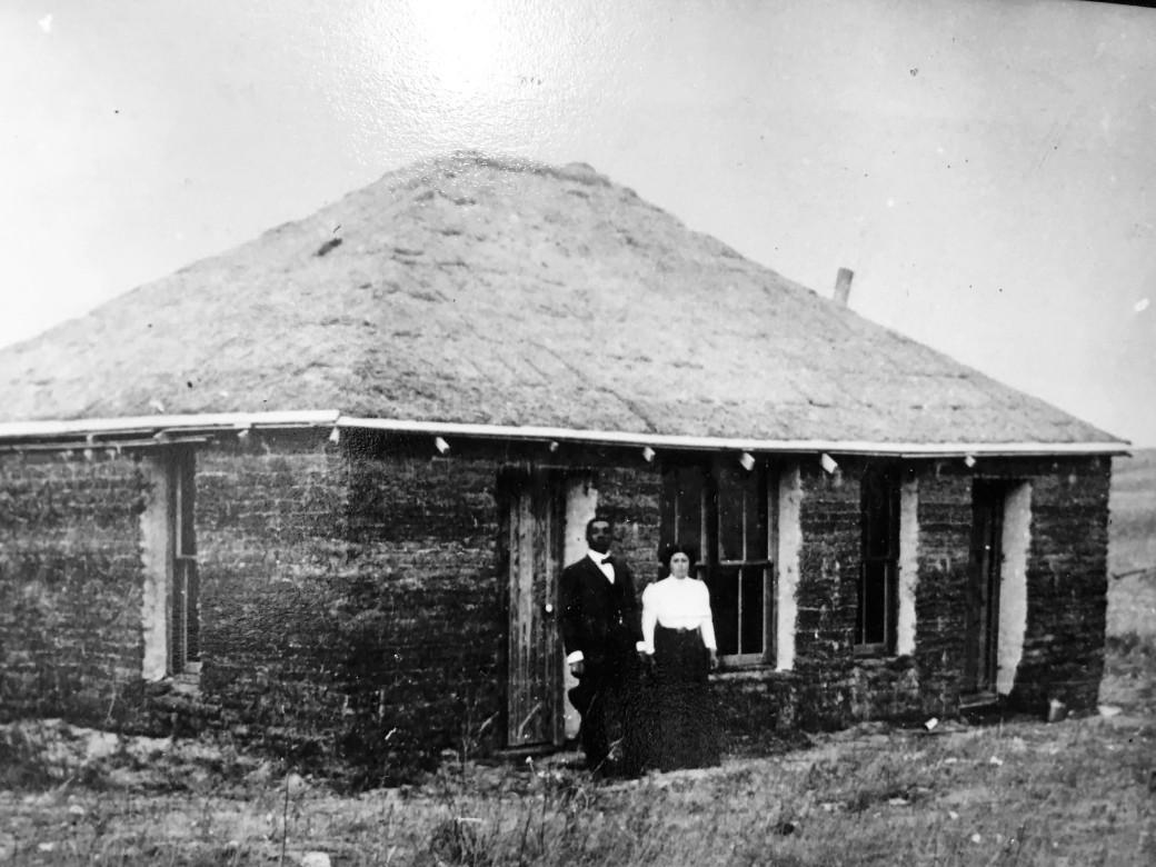 Riley homestead Nebraska African American Archeology