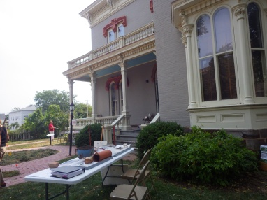 Archeology Family Fun Day at the Kennard House with the Nebraska State Historical Society