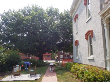Archeology Family Fun Day at the Kennard House with History Nebraska